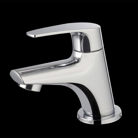 lux aqua design waschtisch armatur f r kaltwasser wasserhahn 12157zw8 ebay. Black Bedroom Furniture Sets. Home Design Ideas